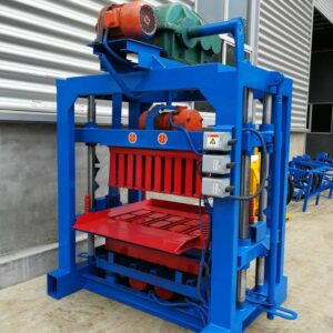QTJ4-40 Block, Brick Making Machine