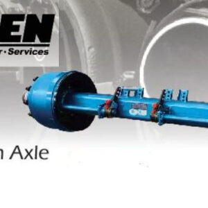 HPSEN SEMI TRAILER AXLE (Inboard Drum Axle)