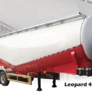 HPSEN CEMENT BULK TANK SEMI TRAILER