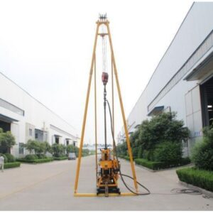 HY-130YY diesel engine water well drilling machine