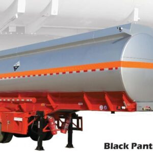 HPSEN FUEL TANK SEMI TRAILER (Black Panther Q420)