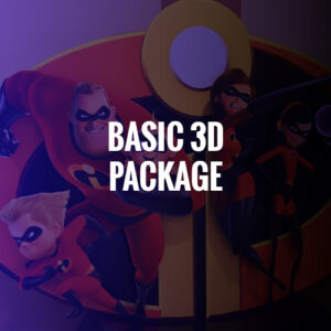 BASIC 3D PACKAGE