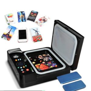 ST-2030 3D Vacuum Phone Case Heat Press Machine