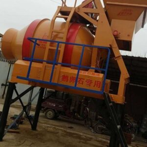 JZM1000 Concrete Mixer Specification