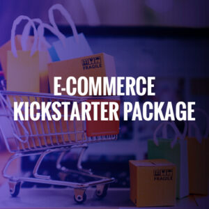 E-COMMERCE KICKSTARTER PACKAGE