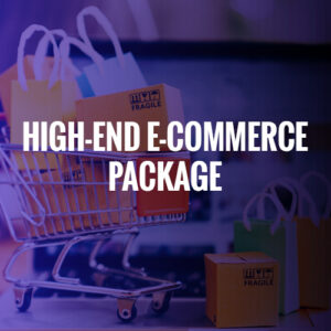 HIGH-END E-COMMERCE PACKAGE