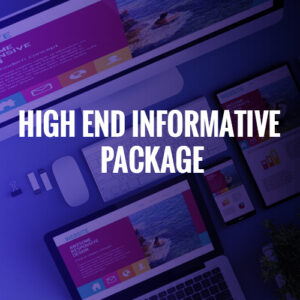 HIGH-END INFORMATIVE PACKAGE