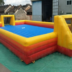 Inflatable Water Stadium Soccer Field