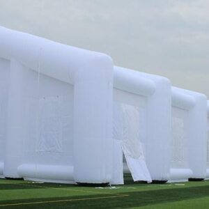 Good Quality Beautiful White used outdoor Wedding Inflatable Event Tent