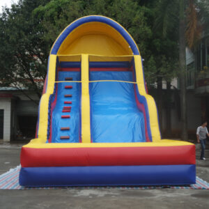 Exciting Amusement Playground Slide Inflatables
